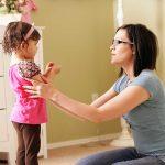 Sfaturi pentru disciplinarea copilului mic