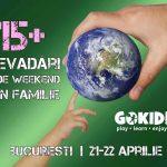 15+ Evadari de Weekend in Familie la Bucuresti | 21-22 Aprilie