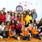 MiniArtShow by Ioana Ginghina a dat startul proiectului Brave Kids Romania 2018