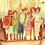 Premiera la Teatrul Ion Creanga: Pantalone In Luna