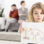 Cum vede copilul familia dupa divort