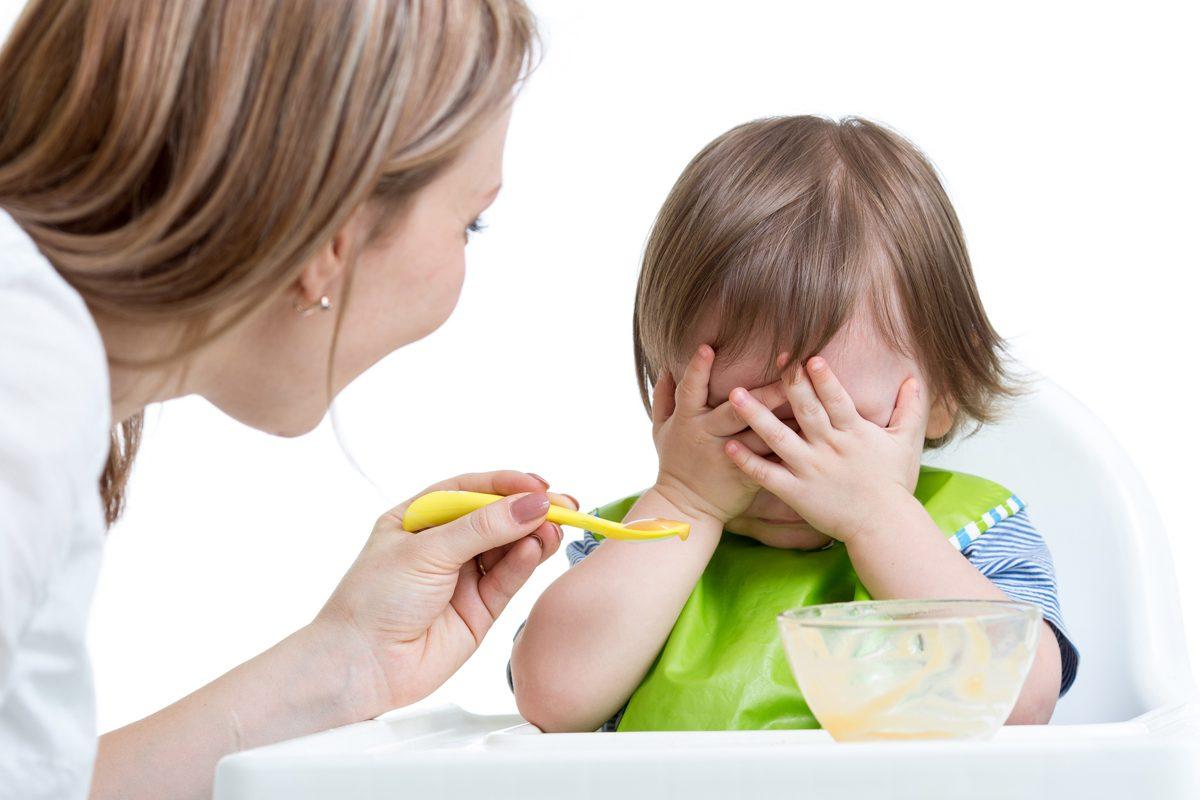 Ce faci cand bebe nu vrea sa manance