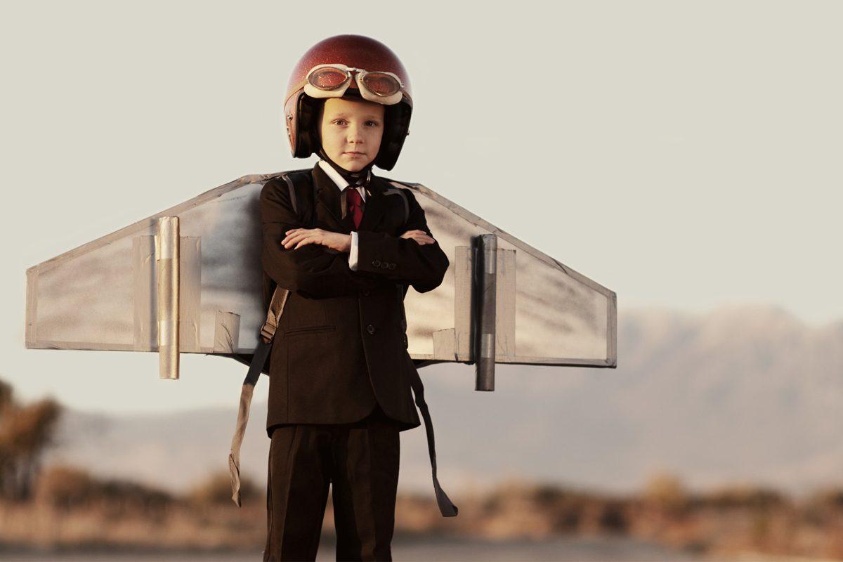 Educatia antreprenoriala poate incepe chiar dinainte de scoala