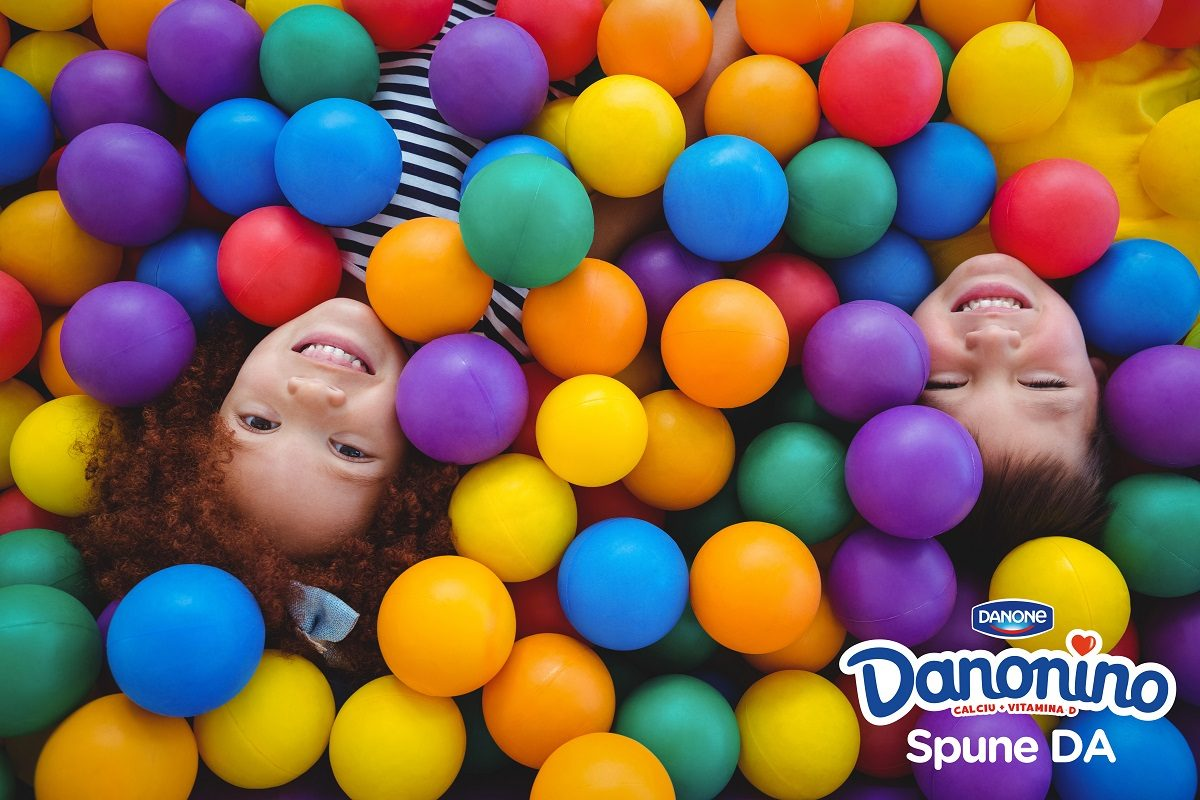 De 1 iunie, intalneste-te cu Dino si Spune DA copilariei!