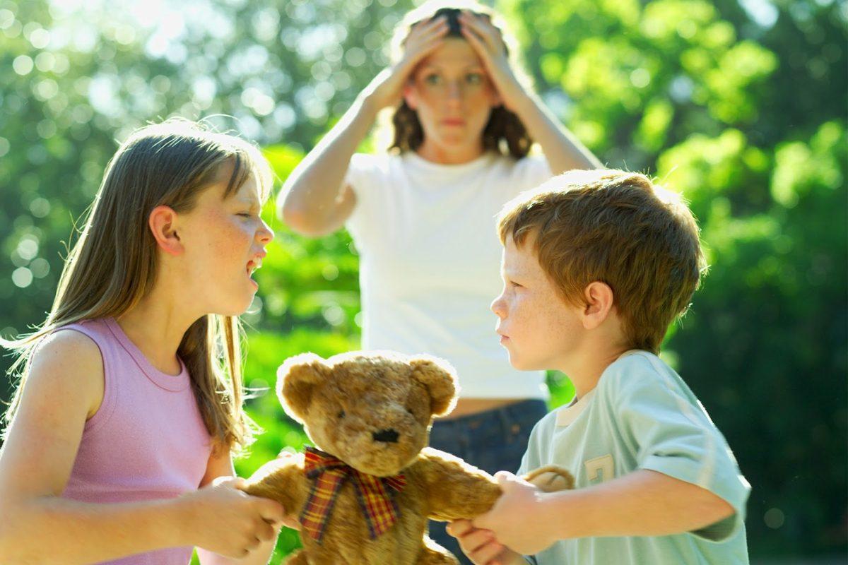Cand este bine sa intervenim in jocurile copiilor si cand nu