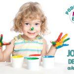 Jocul de Luni: Jocuri prin care stimulam creativitatea copiilor