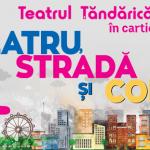 """Teatrul Tandarica deschide a VII-a editie a stagiunii de vara """"Teatru, strada si copil"""""""