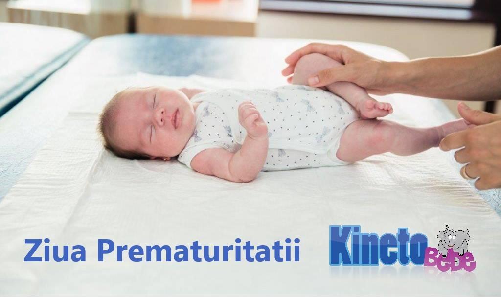 Ziua Prematuritatii in Centrul KinetoBebe