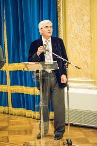 Nigel Squibb - presedintele Fundatiei O Noua Viata