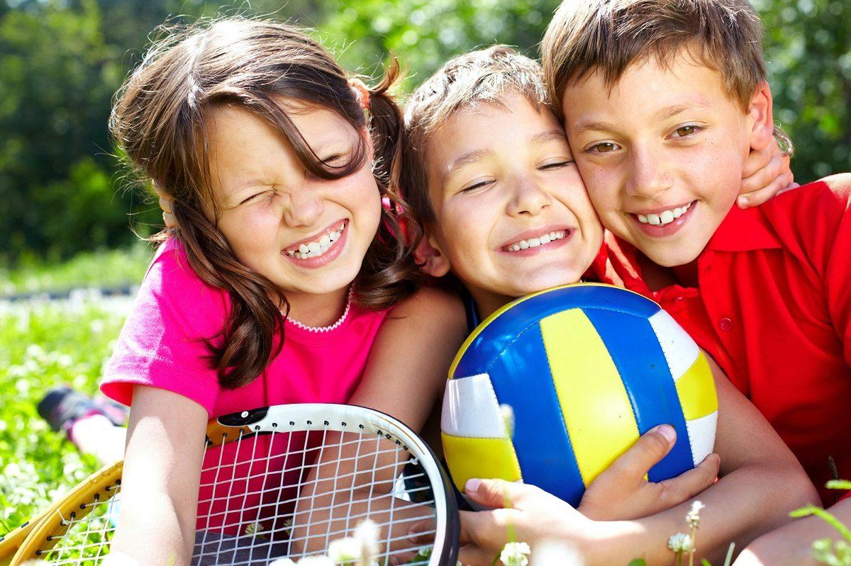 Cele mai bune sporturi pentru copii