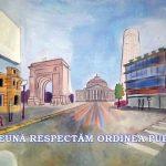 "Politia Capitalei lanseaza campania ""Impreuna respectam ordinea publica"""