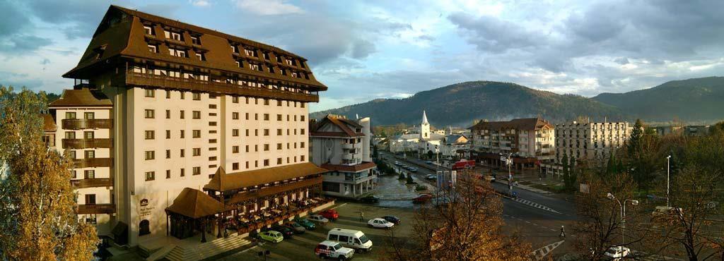 Hotel Best Western Bucovina, Gura Humorului, Bucovina
