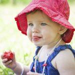 Cum ingrijesti pielea bebelusului pe timp de vara