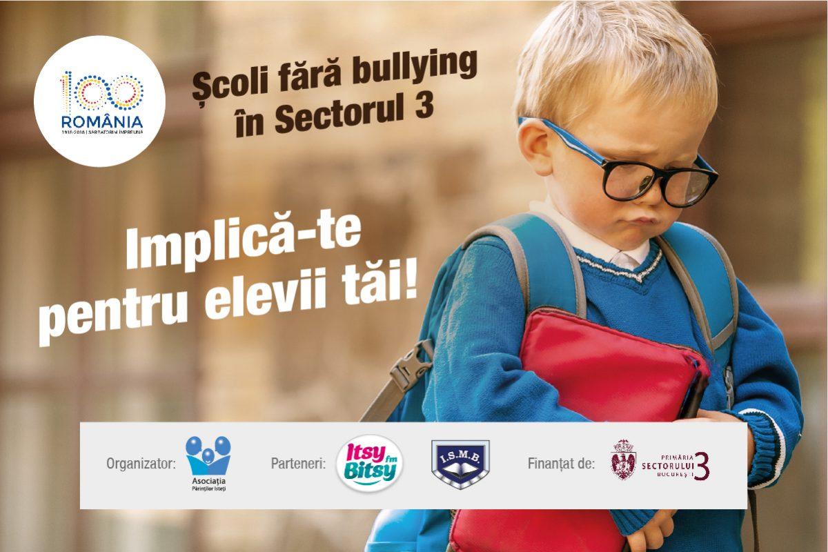 Inscrie-te la Conferinta Scoli fara Bullying