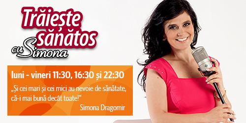 Banner Traieste sanatos cu Simona - Simona Dragomir 02