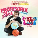 Itsy Bitsy Show: Ocolul Pamantului in 80 de… basme, cu Profesorul de Joaca
