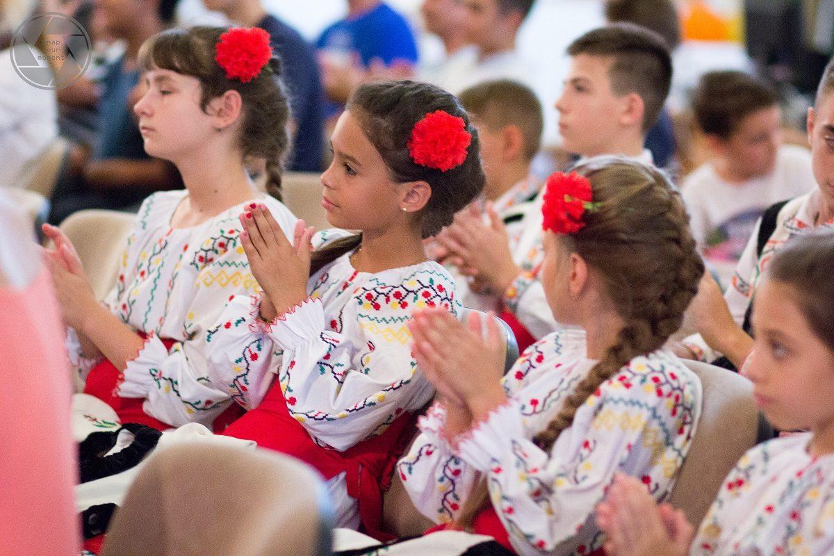 Ioana Ginghina aduce in Romania un concept international de top: Brave Kids