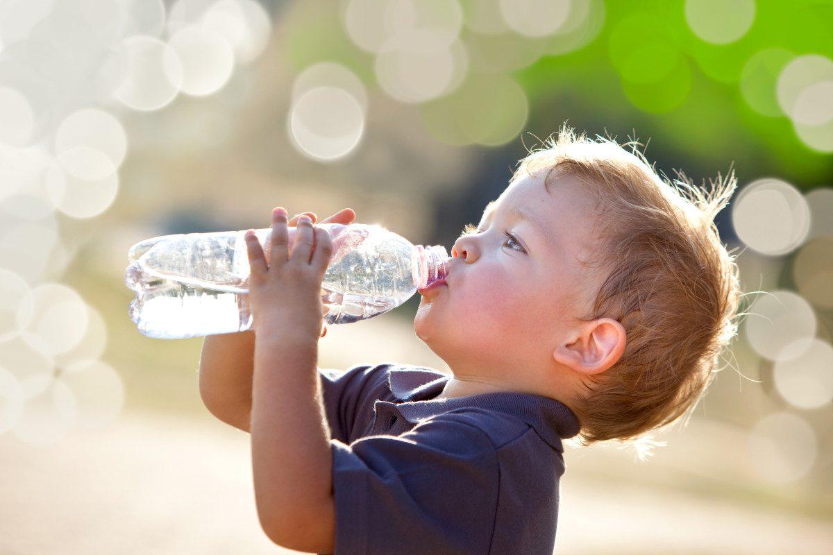 Deshidratarea la copii: Semnale de alarma