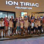 Echipele de hochei U8 si U10 sustinute de Fundatia Tiriac ajung la competitiile de juniori din Ungaria si Italia