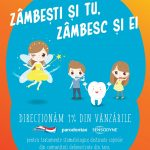 Tratamente stomatologice gratuite pentru copiii defavorizati