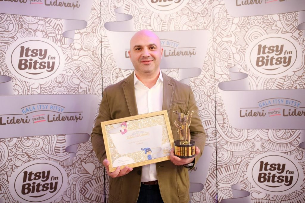 Valer Hancas, director corporate affairs si comunicare Kaufland Romania