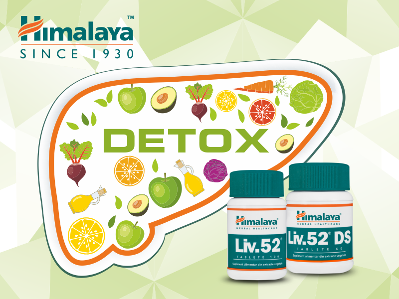 Liv.52: Detoxifiere blanda pentru copii, cu ajutorul plantelor!