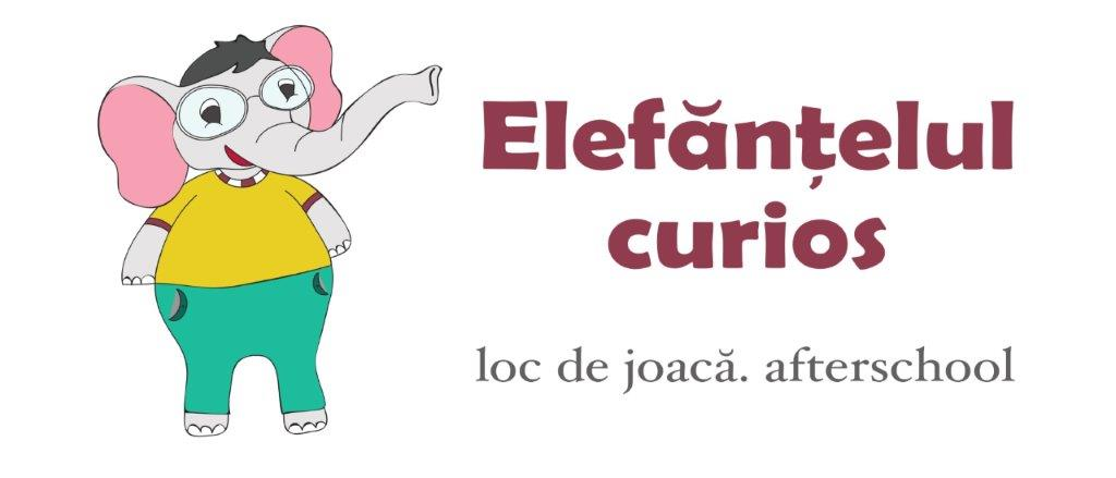 Logo Elefantelul Curios