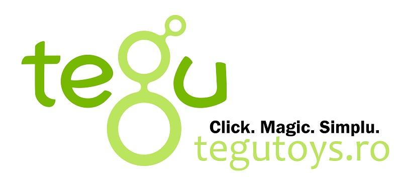 Tegu toys_logo green green