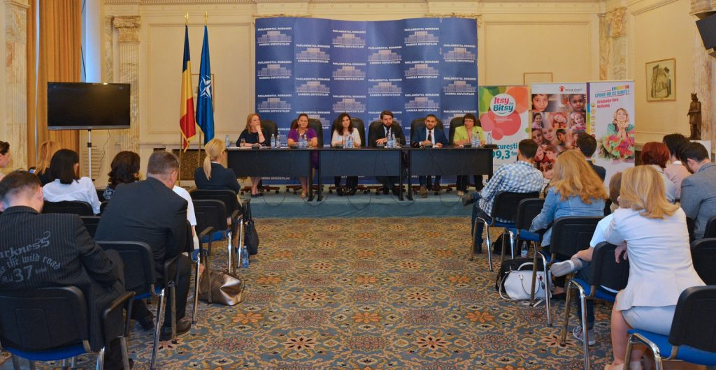 Mai 2018, Lansarea initiativelor legislative de prevenire a bullying-ului