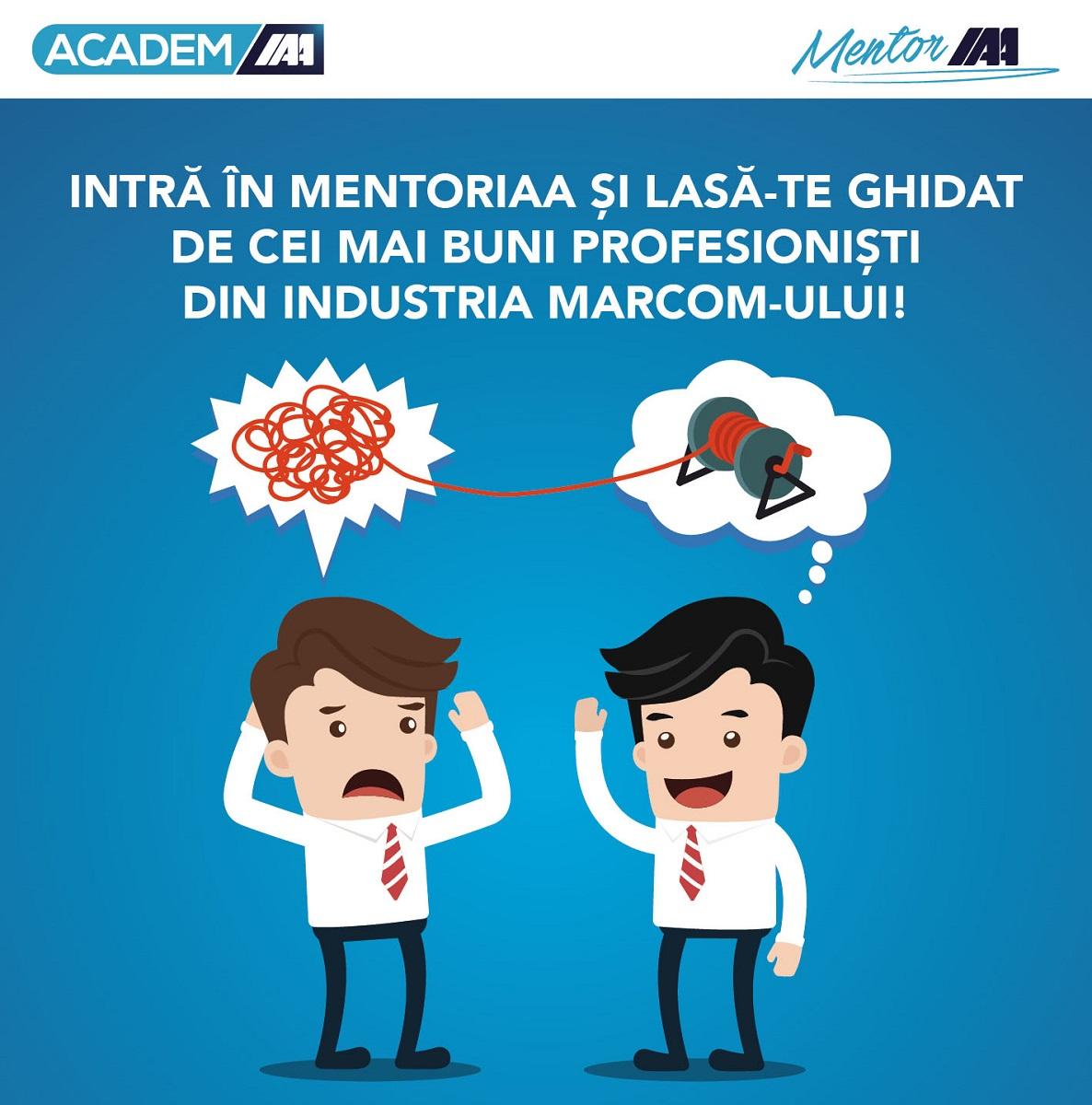 MentorIAA: Indrumarea profesionala a noilor generatii