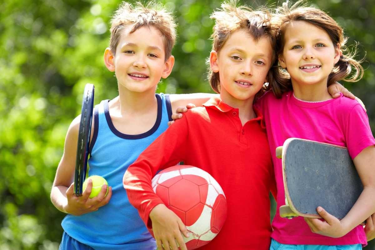 Cat de necesar este un echipament sportiv pentru copii?