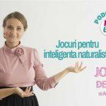 Jocul de Luni: Jocuri pentru inteligenta naturalista