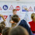 Itsy Bitsy sustine Ora de Educatie Rutiera 2017