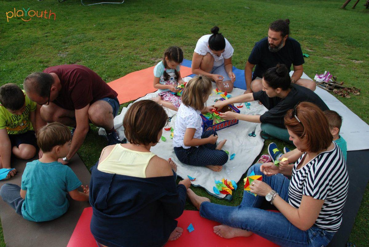 Au inceput inscrierile pentru taberele KaleidosCopil pentru copii si parinti