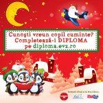 Evenimentul zilei si Mos Craciun pregatesc Lista Copiilor Cuminti 2017 din Romania