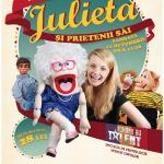Spectacole pentru copii la Palatul Copiilor
