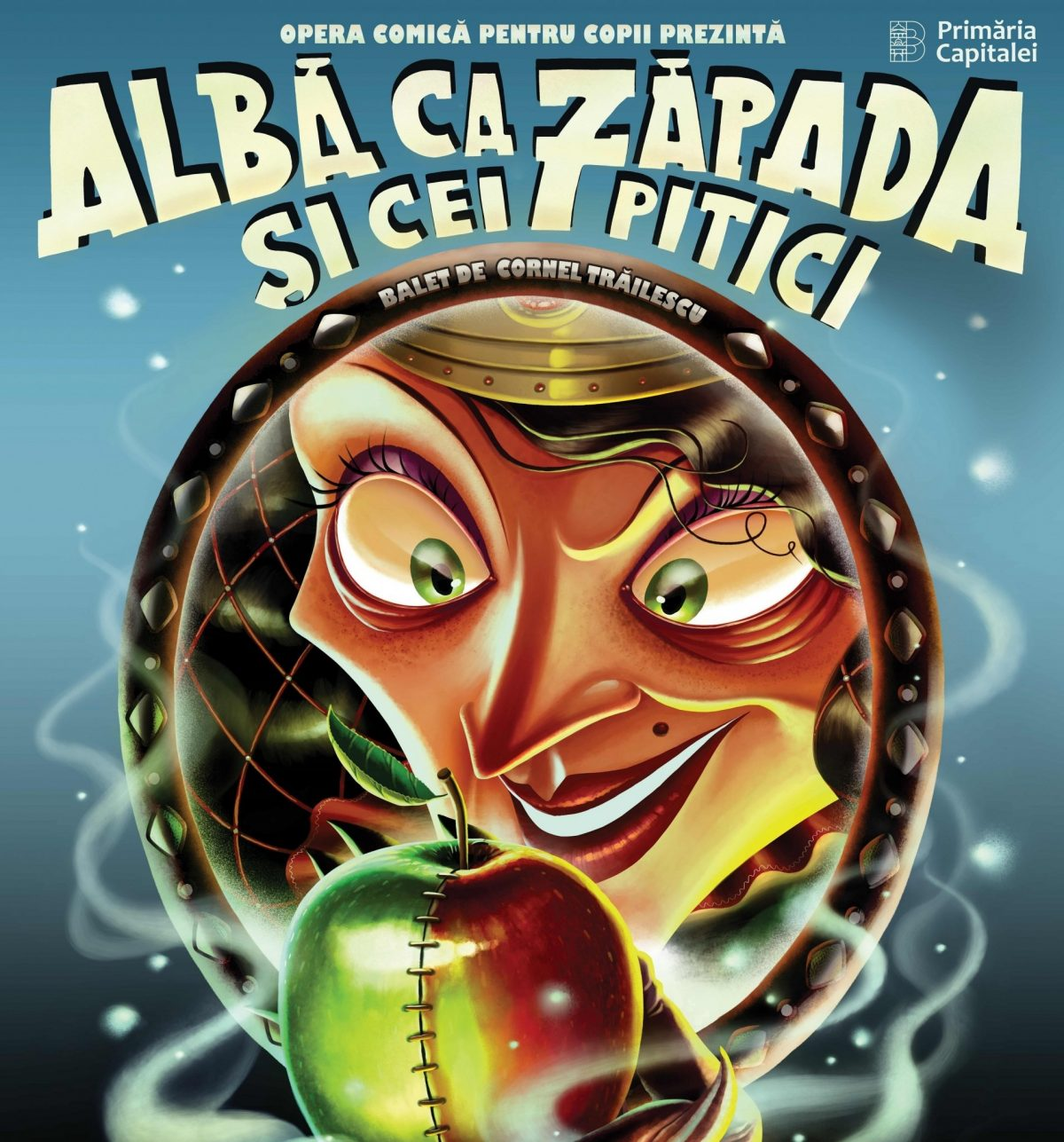 "Baletul ""Alba ca Zapada"", in programul lunii februarie la Opera Comica pentru Copii"