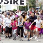 Recomandare de weekend: Copiii si parintii alearga impreuna la Campionii Sanatatii