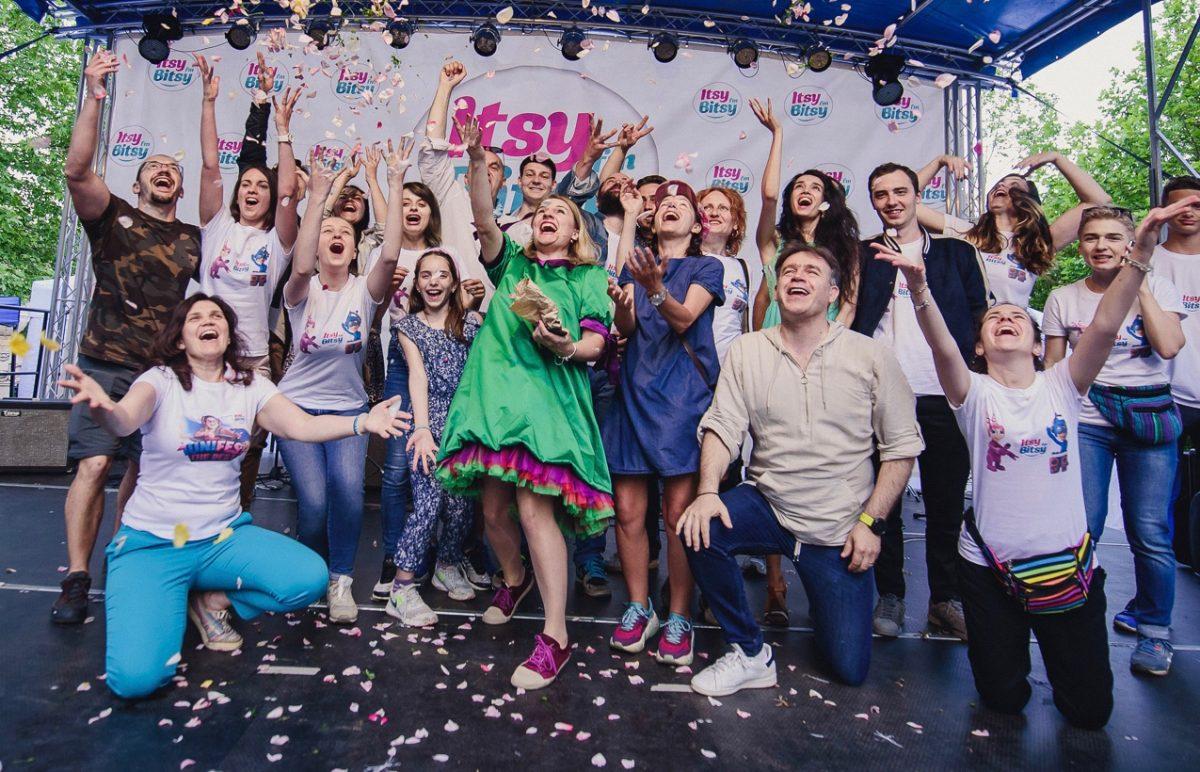 Pe 1 Iunie, peste 80.000 de copii si parinti s-au jucat la 1uniFEST!