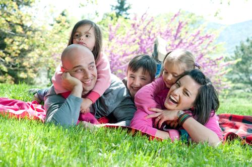 Relatia in familia cu un copil din alta casatorie