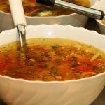 supa taraneasca de legume