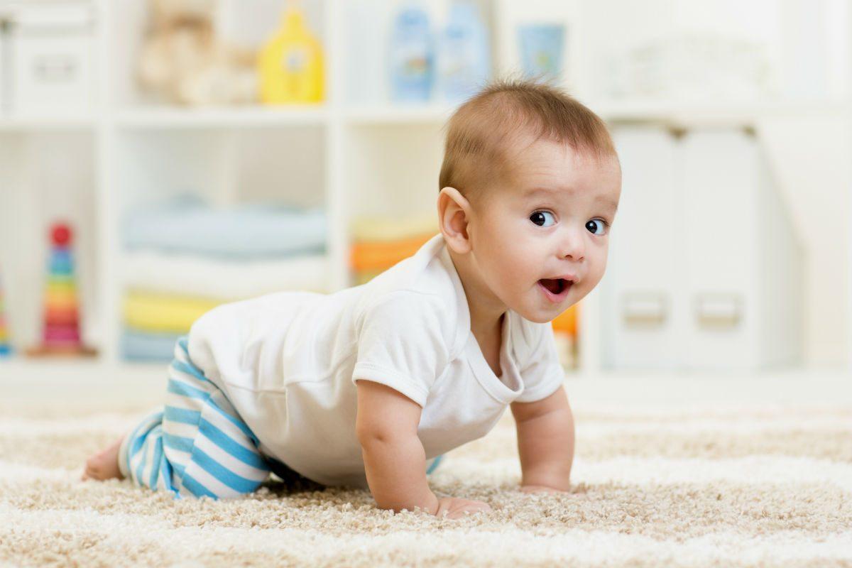 Cum sunt bebelusii afectati de hipotonia musculara
