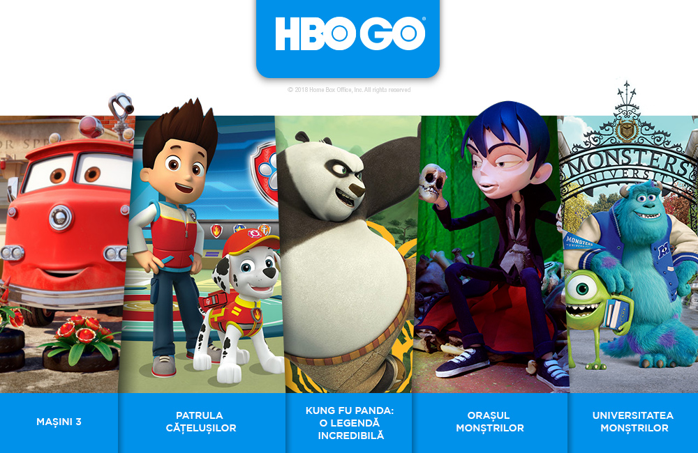 HBO GO – Castiga un troller de vacanta pentru piciul tau!