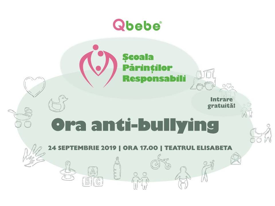 Ora Anti-Bullying la Scoala Parintilor Responsabili