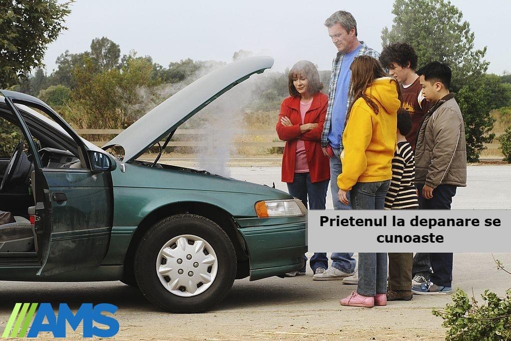 AMS Rent a Car: Prietenul la depanare se cunoaste