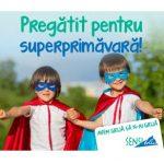 Castiga un voucher de SuperPrimavara de la Sensiblu!