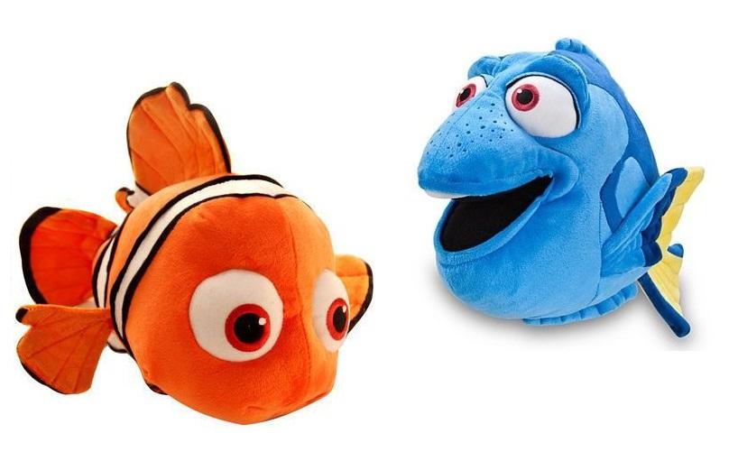 selecție premium SUA vânzare ieftină jumatate din Concurs! Hochland iti daruieste un set de plusuri Nemo si Dory ...