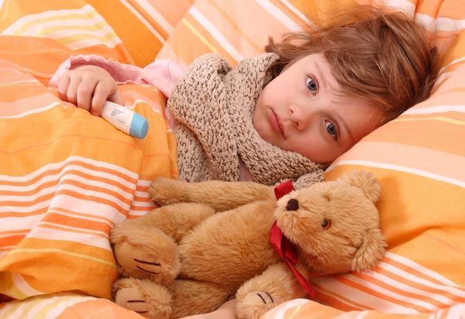 Scarlatina: simptome si recomandari