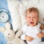 Somnul bebelusului: Cat timp ii ia sa adoarma?