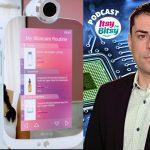 Gadgetul de Marti: Oglinda smart, oglinjoara digitala